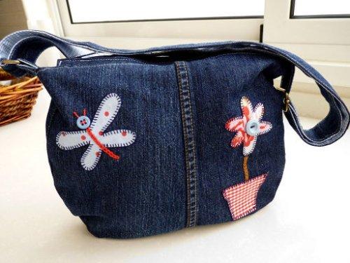 788fca9a8103 джинсовые сумки своими руками - Самое интересное в блогах