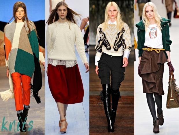 Мода 2013: пальто 2013Мода непредсказуема, она диктует свои правила...