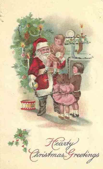 Эстонские рождественские открытки, открытка фото открытки