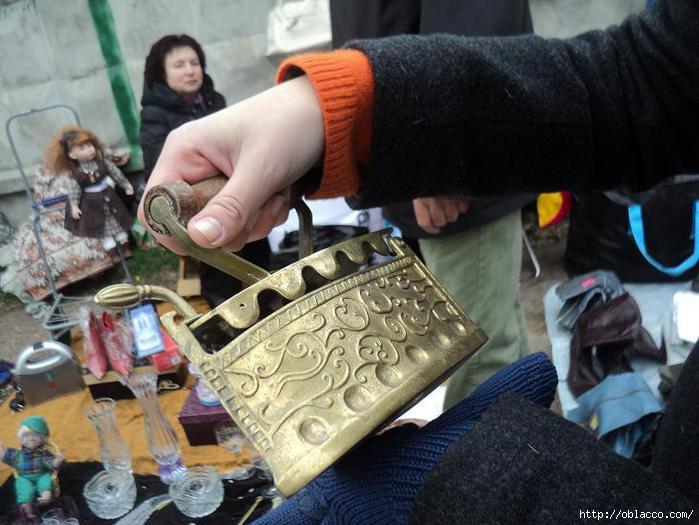 Блошиный рынок киев