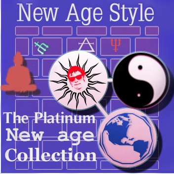 New Age Style - The Platinum New age Collection (352x352, 99Kb)