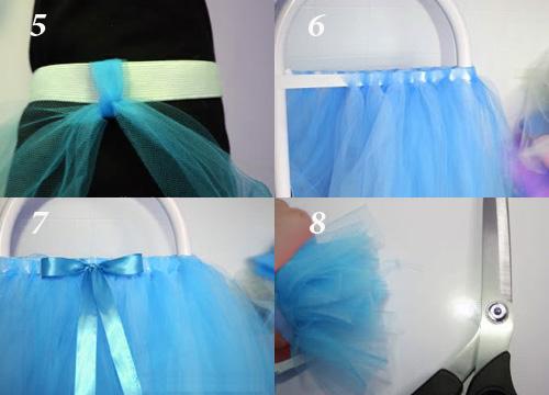Как сделать юбку пачку 464
