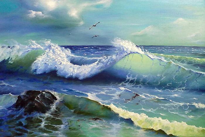 Скачать звуки природы симфония моря