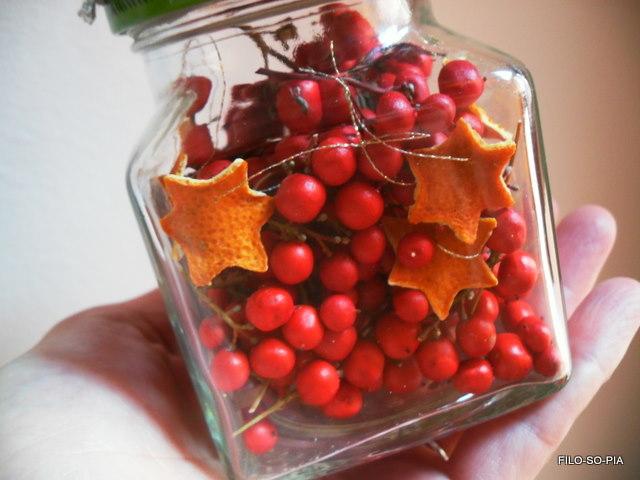 мандарин новый год декор