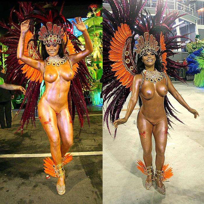 Фото голых девушек карнавала в рио — pic 15