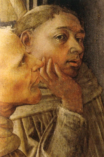 1- Filippo Lippi - художник=1 (350x528, 83Kb)