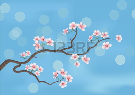 3832804-this-is-the-illustration-of-a-flowered-sakura,-japanese-cherry-tree (450x319, 90Kb)