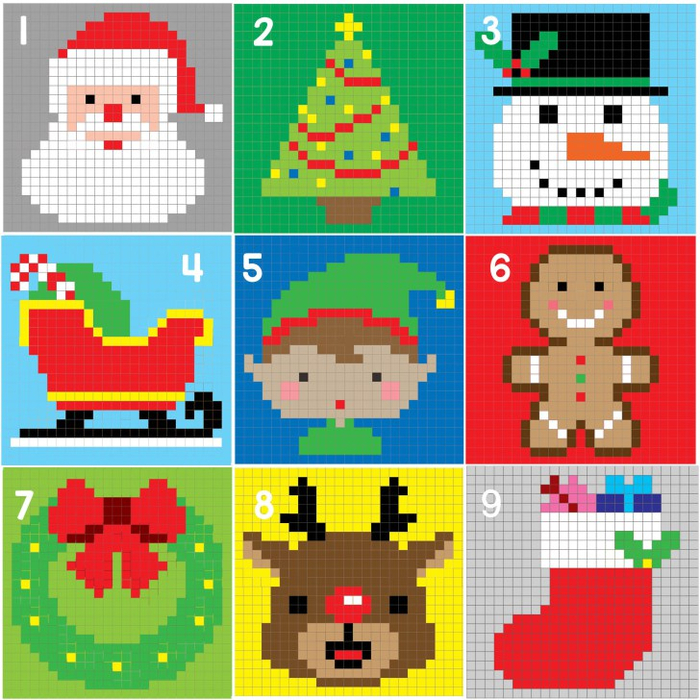 ChristmasCharactersGraph_Square9_2 (700x700, 545Kb)