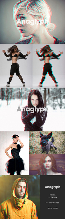 Anaglyph 3D Action - The Original (210x700, 200Kb)