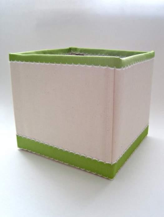 Ящик для белья мастер класс инструкция #2