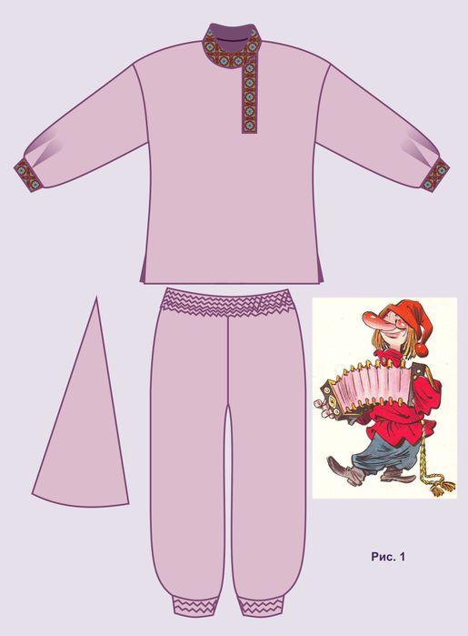 Маскарадные костюмы для мальчика своими руками
