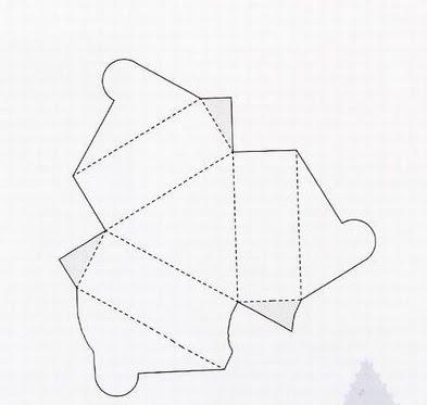Картонные коробочки для пасхальных яиц своими руками - Поделки