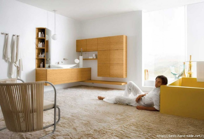 Best-White-and-Yellow-Bathroom-with-Large-Rug-1024x700 (700x478, 141Kb)