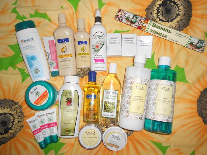 Что из косметики купить на гоа отзывы корейская косметика купит мытищи