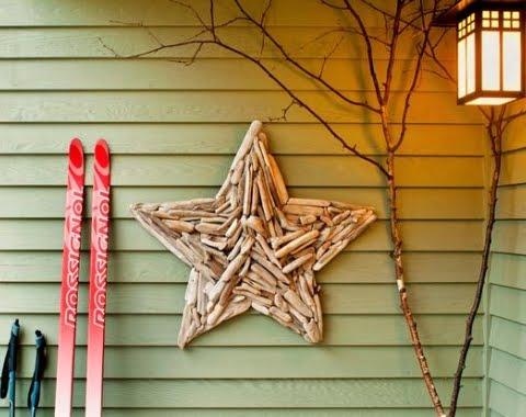 DIY-Christmas-holiday-wall-hanging-natural-wood (480x380, 33Kb)