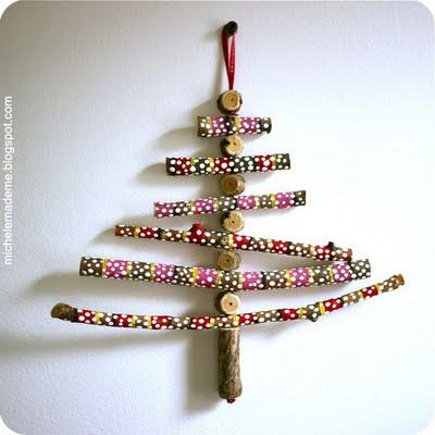 Wooden Stick Christmas Tree 2 (400x400, 26Kb)