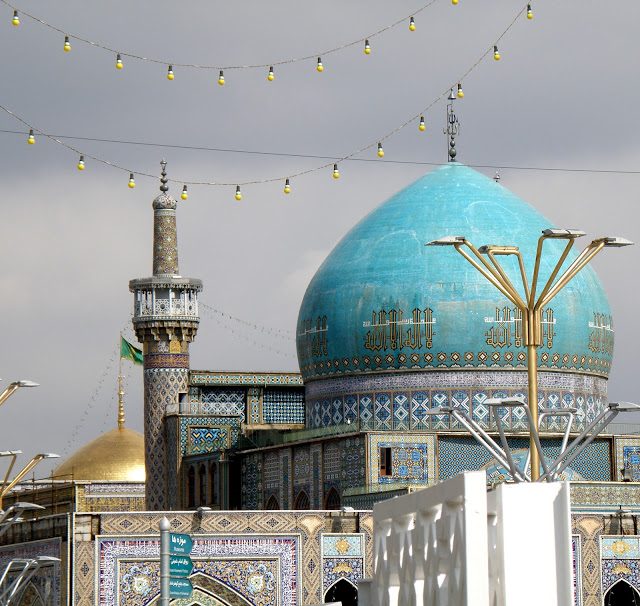 Mashad  the holy shrine (640x606, 164Kb)