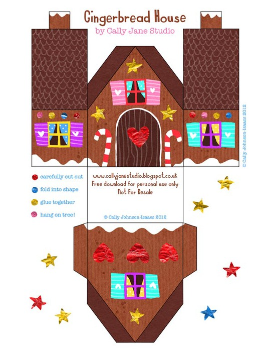 cally gingerbread house (539x700, 93Kb)