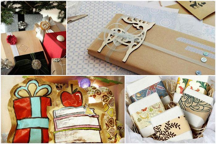 Праздничные Упаковки Своими Руками :: delausam