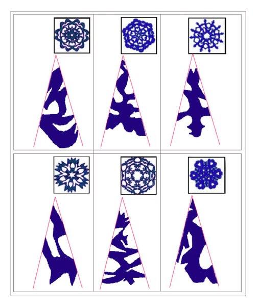 Схема новогодних снежинок - свежии версии карт, Безопасная загрузка