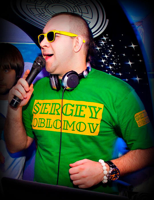SERGEY OBLOMOV @ DJ-Cafe Second PIZZAKIT (540x700, 318Kb)