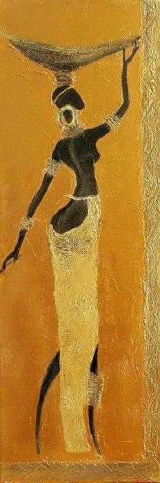 Африканка (232x700, 44Kb)