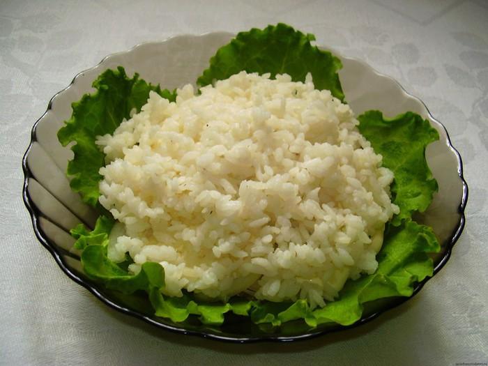 Отварной Рис Для Похудения. Рисовая диета