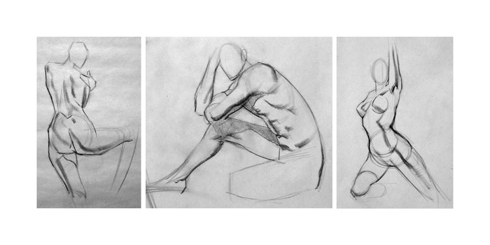 Figure drawings (700x350, 54Kb)