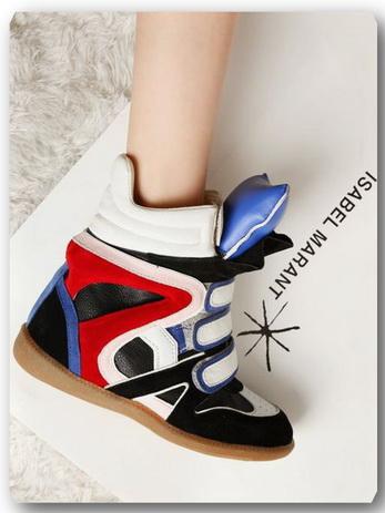 c05bf6b7 isabel marant кроссовки - Самое интересное в блогах