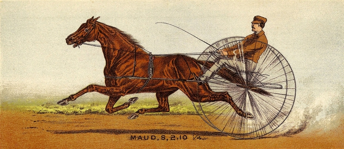HorseRace-Vintage-GraphicsFairy1 (700x303, 203Kb)