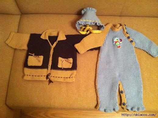 Вязание для самых маленьких