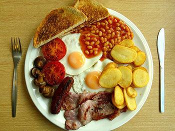сколько переваривается яйцо жареное