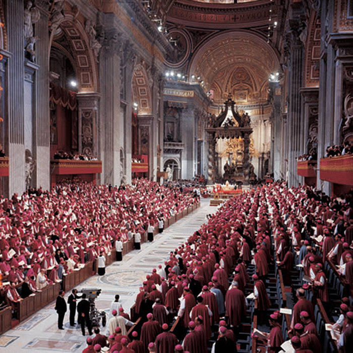 1360887468_The_Second_Vatican_Council_Vatican_II_wwwnuovascintillacom___conciliovaticanoii_bis (700x700, 357Kb)