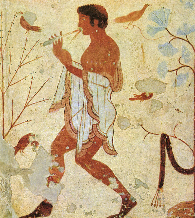 древнегреческие рисунки на стенах дрипки, баки, разнообразные