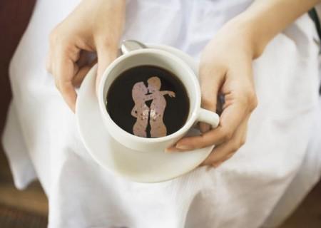 Воскресный кофе с газетой