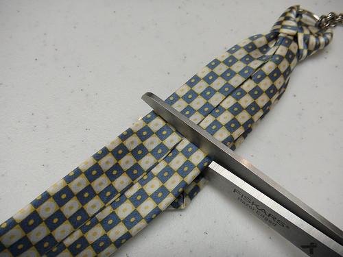 галстук брелок своими руками 23 февраля