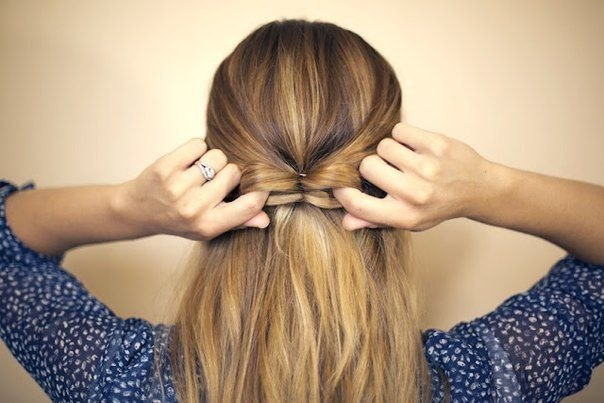 26 Easy How to Make Hair Bows step by step  Tip Junkie