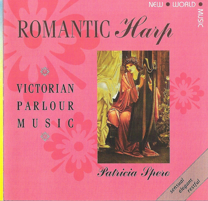 Romantic Harp (700x677, 389Kb)