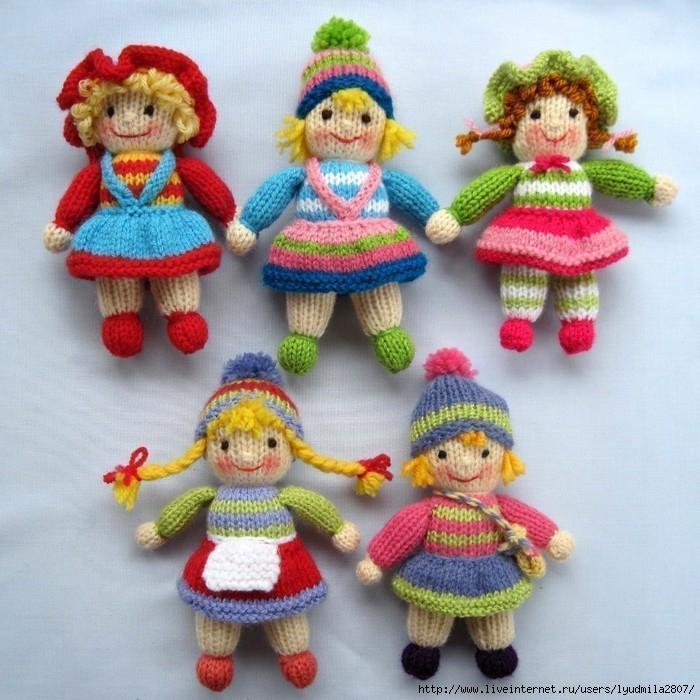 вязаные пупсы куклы записи в рубрике вязаные пупсы куклы дневник