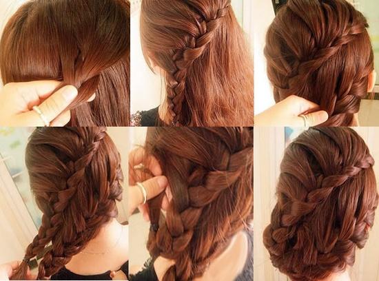 Прически на длинные волосы: фото, схемы, советы | fchannel. Ru.