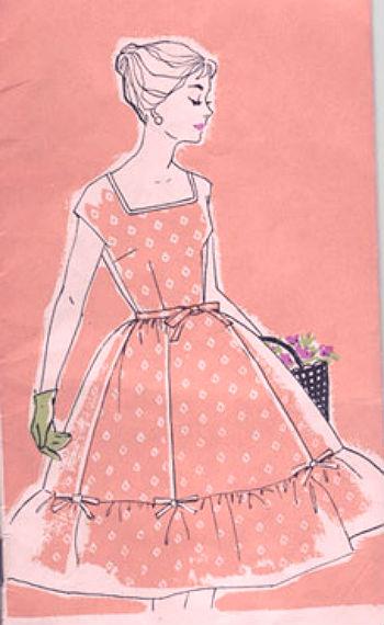 Большой выбор выкроек летних платьев