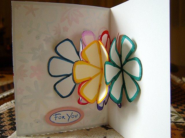 55-летним юбилеем, как сделать открытку чтобы было на ней лилия