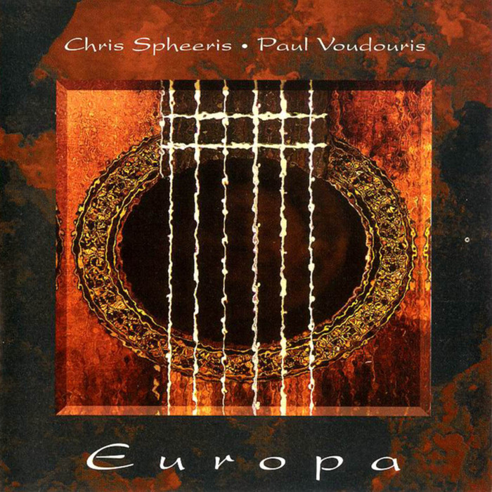 Chris Spheeris Y Pauk Voudouris - Europa - Front (700x700, 226Kb)