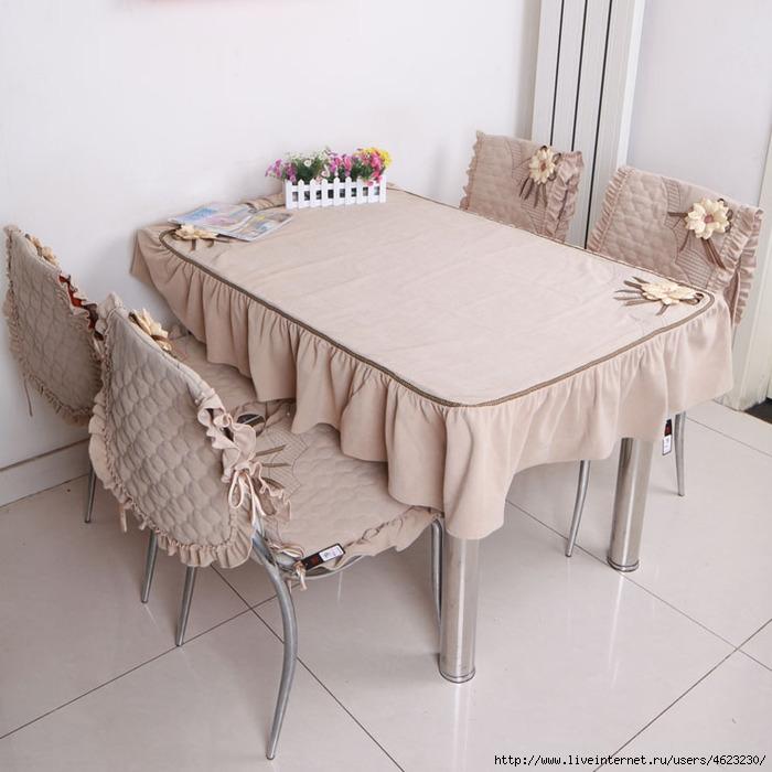 Чехлы на стулья своими руками: фото, выкройки, как. - Pinterest 86