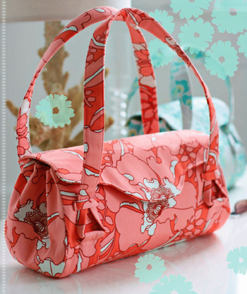 Шитые сумки мастер класс идеи #14