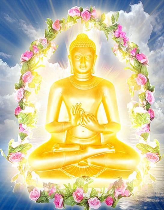 Рождение будды открытка, написать