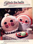 Превью mr & mrs clause pillows pic (521x700, 427Kb)