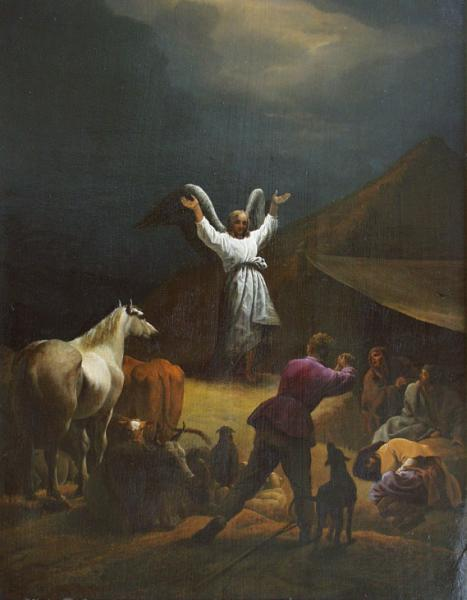 Annunciation to the shepherds (467x600, 30Kb)