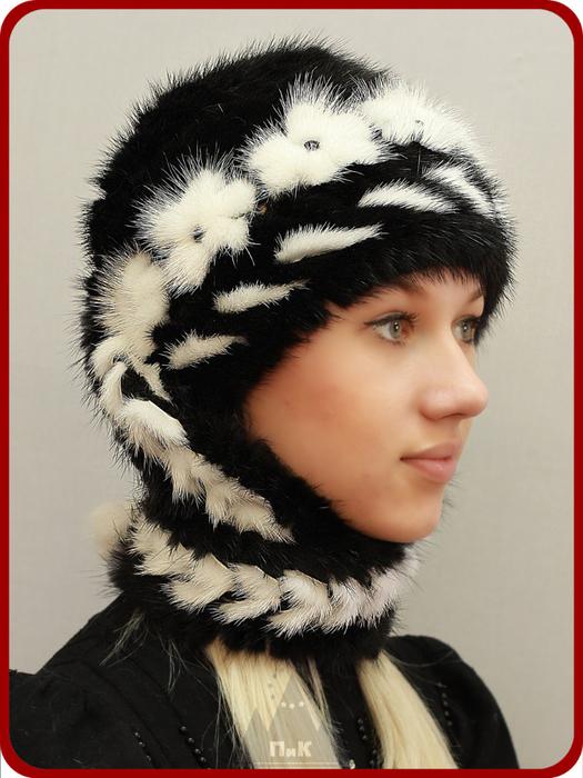 Женские шапки из меха норки .. Обсуждение на LiveInternet ...