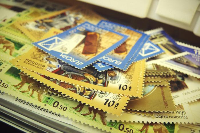Обмен открытками иностранцами, открытки своими руками